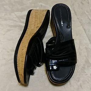 Donald J. Pliner Shenna 2 Wedge Platform Sandals